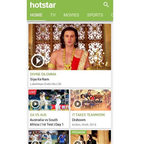 Download Hotstar App for Tizen >> TizenSamsung com