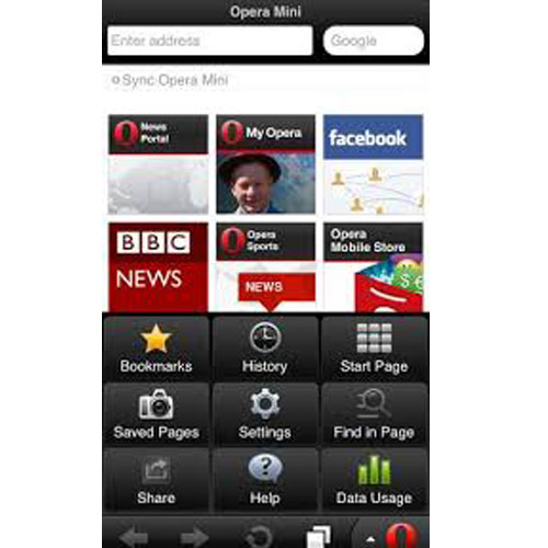 Opera Mini App For Tizen Download - TizenSamsung com